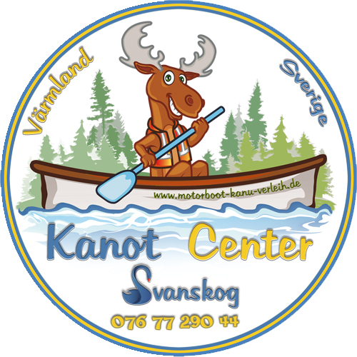 Kanu Center Svanskog Schweden